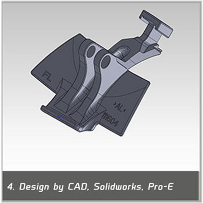 5-Axis CNC Machining Production Flow Image 4