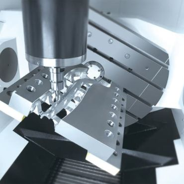 5-Axis CNC Machining Services Image 1-1