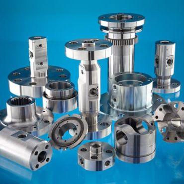 5-Axis CNC Parts Image 2