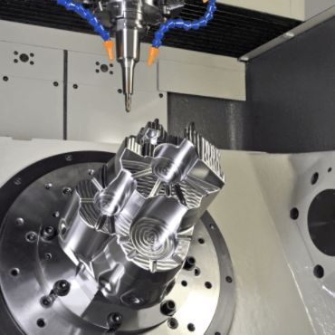 5-Axis CNC Service Image 6-1