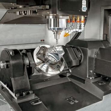 5-Axis CNC Service Image 6