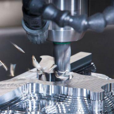 Aluminum CNC Machining Service Image 10-1