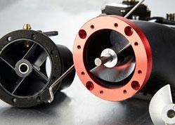 Aluminum CNC Service For Gear Box Image 3