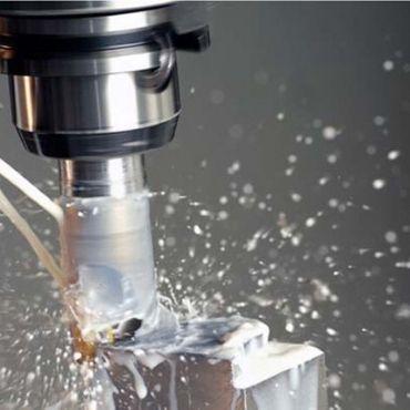 Aluminum Parts Machining Image 4