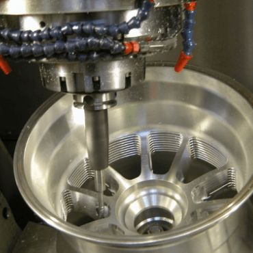 Aluminum Parts Machining Image 6