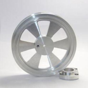 aluminum Prototype Machining Image 4
