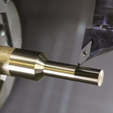 Brass Turning Image 10-1