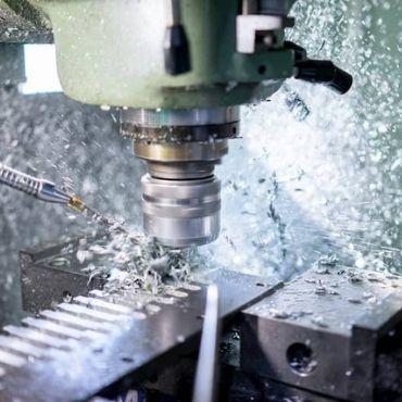 CNC Aluminum Machining Image 1-1