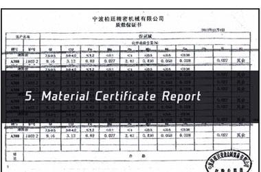 CNC Aluminum Parts Process Control Image 5