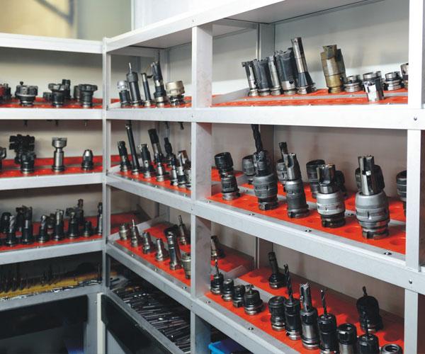 CNC Machining Parts Supplier Workshop Image 2