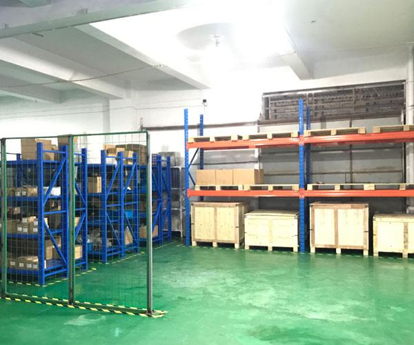 CNC Machining Parts Supplier Workshop Image 7-1