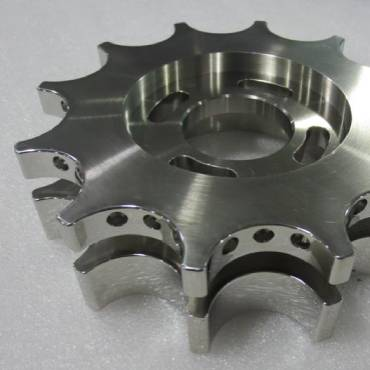 CNC Machining Stainless Steel Image 11