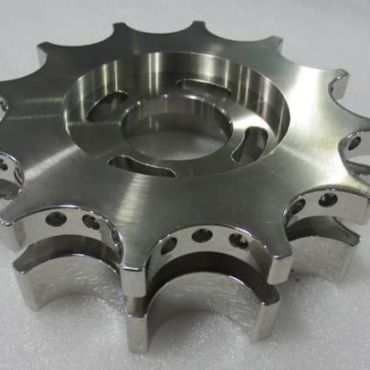 CNC Machining Stainless Steel Image 5-2