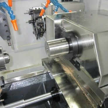 CNC Machining Turning Image 3-1
