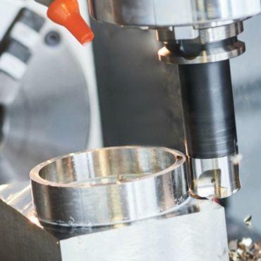 CNC Metal Machining Image 2