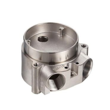 CNC Metal Parts Image 1