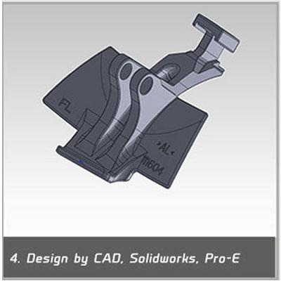 CNC Metal Parts Production Flow Image 4