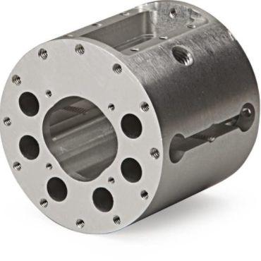 CNC Milling Machine Parts Image 8