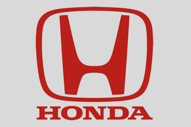 CNC Titanium For Honda Logo 3