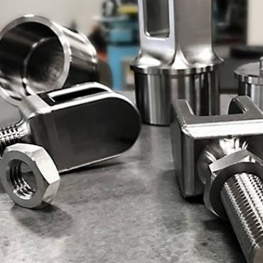 CNC Titanium Image 3