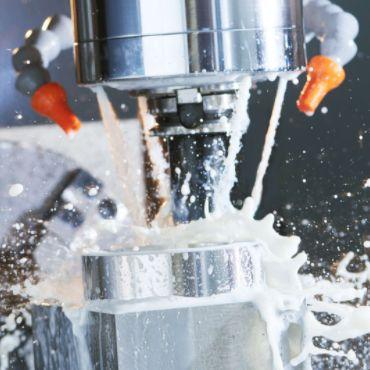 CNC Titanium Machining Image 11-1