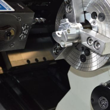 CNC Turning Stainless Steel Image 11