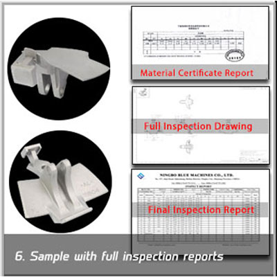Custom Aluminum Parts Production Flow Image 6