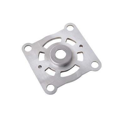 Custom CNC Aluminum Parts Image 1