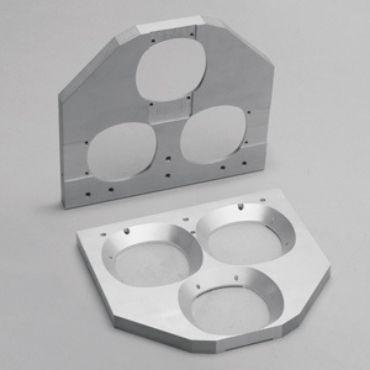 Custom CNC Aluminum Parts Image 2