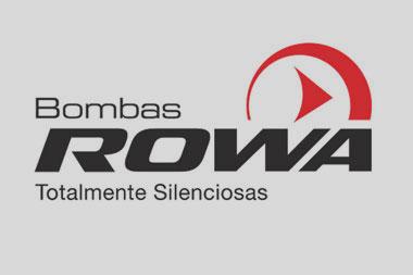 Custom CNC Parts For Rowa Logo 2