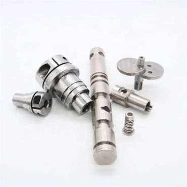Custom Machined Metal Parts Image 12-2