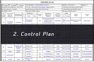 Custom Machining Service Process Control Image 2