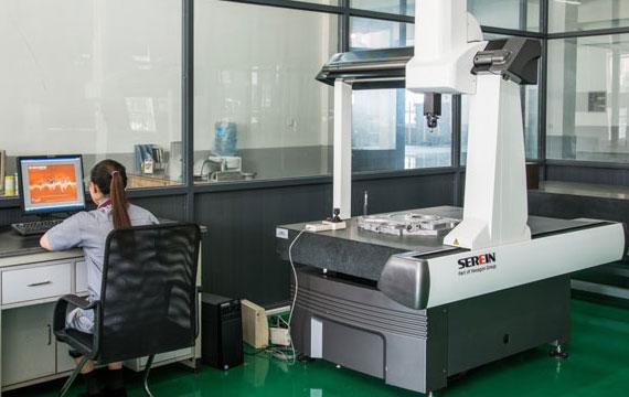 Large CNC Machining Video Image