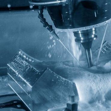 Large Part CNC Machining Image 12