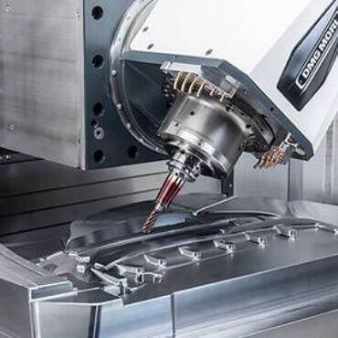 Large Part CNC Machining Image 3-1