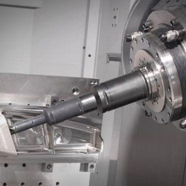 Machining Titanium Lathe Image 6