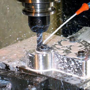 Metal CNC Machining Image 12
