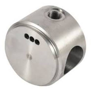 Titanium CNC Machining Image 4