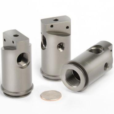 Custom Aluminum Parts Image 1